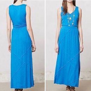 Anthroplogie Dolan T Shirt Maxi Dress